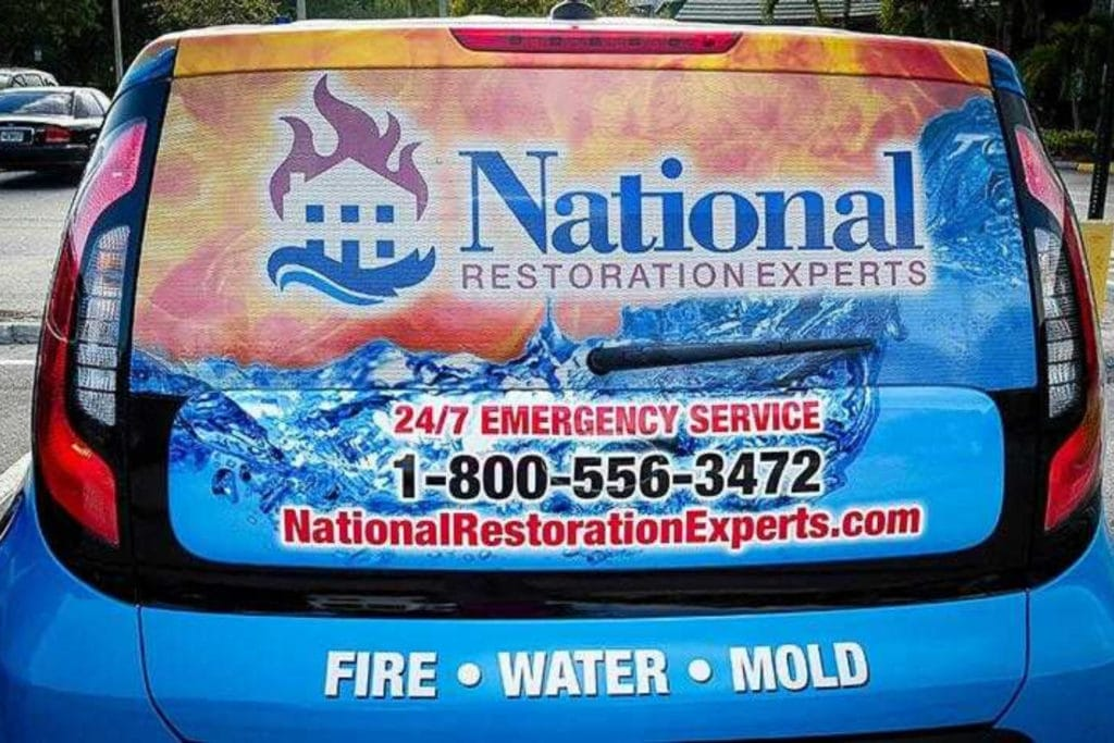 National Restoration Experts