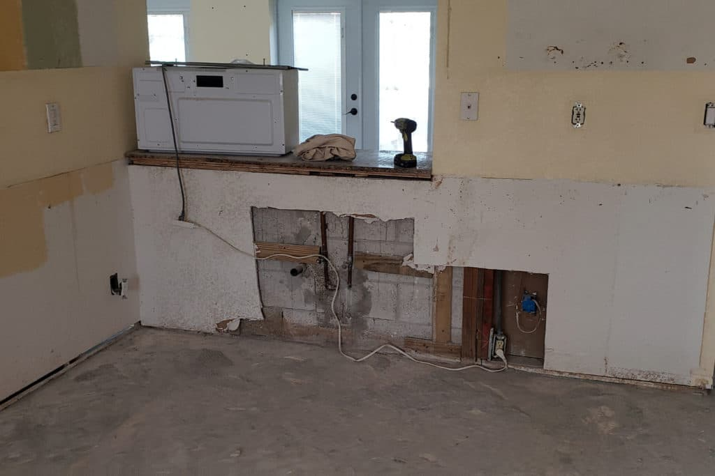 Flood Damage Restoration Contractor