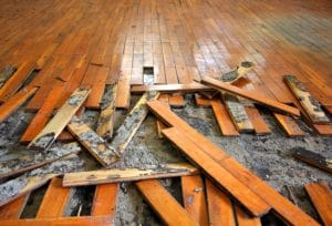 water damage cleanup pompano beach florida