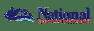 NRE Kitchen Bath logo - National Restoration Experts